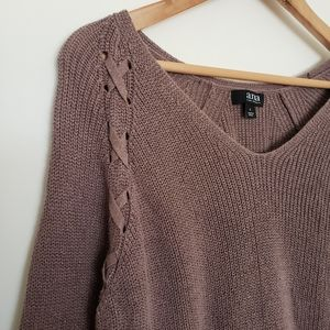 Sweaters - 4 for $25 laced sweater